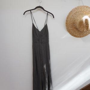 Lush Midi Dress